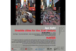 Jan Gehl: liveable cities for the 21st century