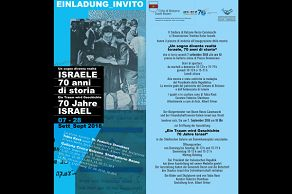 We suggest... 70 Jahre Israel