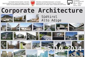 13. Architekturseminar Corporate Architecture Südtirol-Alto Adige
