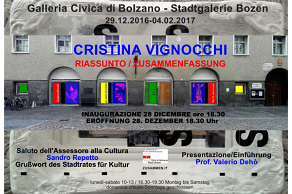 we suggest... Zusammenfassung by Cristina Vignocchi