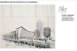 we suggest... ARMANDO RONCA. Moderne Architektur in Südtirol 1935 -1970