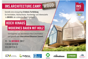 we suggest... IMS.ARCHITECTURE.CAMP.